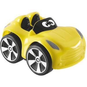 Машинка для малышей Chicco Turbo Touch Yuri. Цвет: желтый