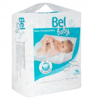 Пеленки  Bel Baby Changing Mats 60х60 см, 10 шт Paul Hartmann