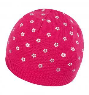 Шапка , цвет: розовый Button Blue