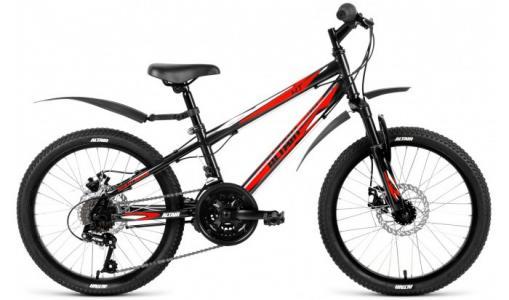 Велосипед двухколесный  MTB HT 3.0 20 18 скоростей Altair