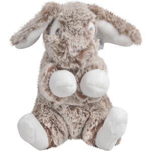 Мягкая игрушка Molli Заяц, 16 см Molly. Цвет: бежевый