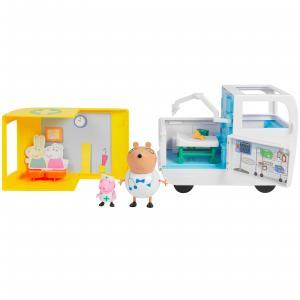 Игровой набор  Медицинский центр Peppa Pig