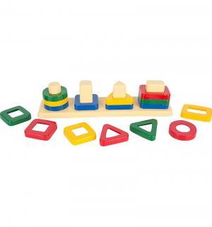 Игра  Цветные столбики Аэлита