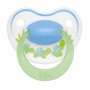 Пустышка  Premium Dental Happiness PlayWithUs силикон, 6-16 мес Bibi