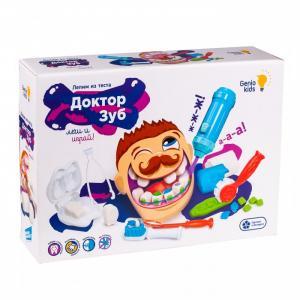 Набор для детской лепки Доктор Зуб Genio Kids