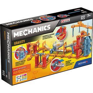 Магнитный конструктор  Mechanics Gravity, 243 детали Geomag