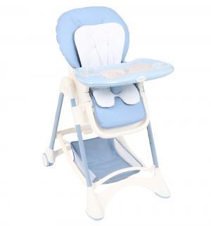 Стульчик для кормления  S5, цвет: голубой Corol
