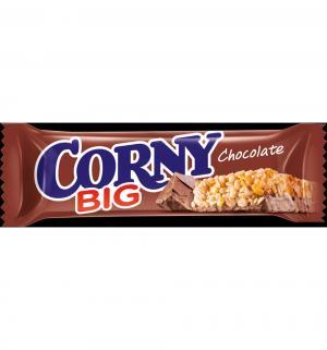 Батончик  Corny Big злаки-молочный шоколад, 50 г, 1 шт Schwartau