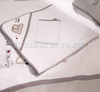 Полотенце-уголок Beep 90х90 Fiorellino