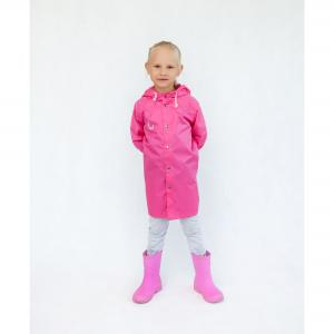 Плащ , цвет: розовый Hippychick