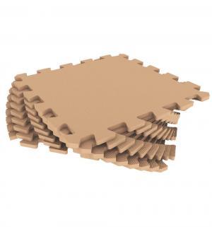 Коврик-пазл  (9 дет.), цвет: бежевый 100 х см Eco-cover
