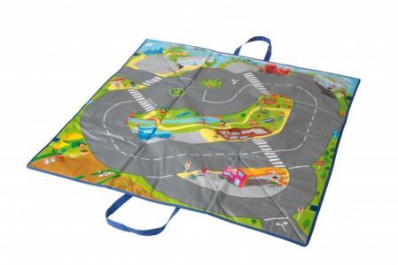 Игровой коврик  Ящик складной 100х100 см Miniland
