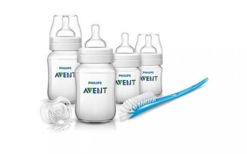 Набор для новорожденных Classic + Philips Avent