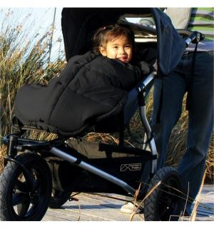 Конверт  Footmuff, цвет: Black Mountain Buggy