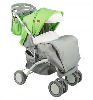 Прогулочная коляска  Apollo, цвет: зеленый/серый Bertoni