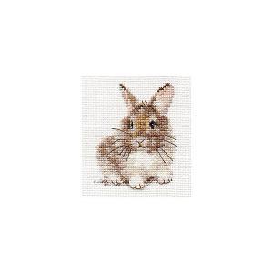 Набор для вышивания  Крольчонок 7х9 см Алиса