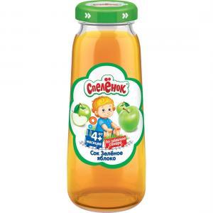 Сок  зеленое яблоко, 200 мл Спеленок