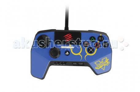 PS 4 Аркадный пад Street Fighter V FightPad Pro Mad Catz