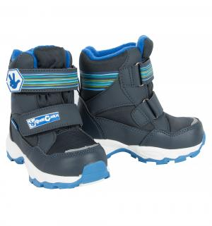 Ботинки  Фиксики, цвет: синий Kakadu