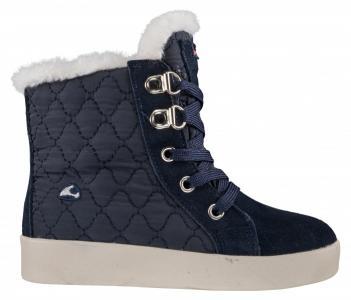 Ботинки для девочки 3-90665 Viking