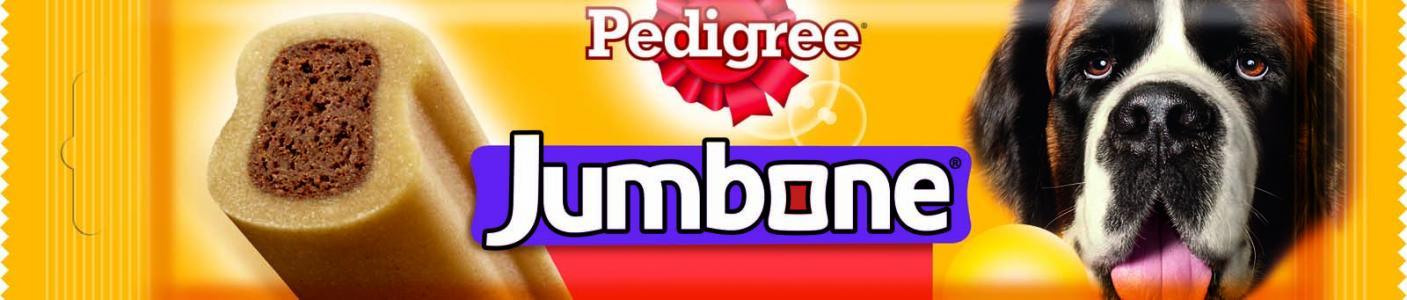 Лакомство  Jumbone для взрослых собак, 210г Pedigree