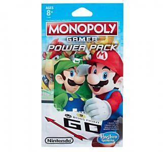 Настольная игра  Монополия Геймер. Дополнительные герои Monopoly