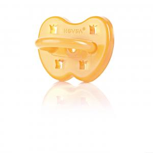 Соска-пустышка круглая Crown 3+ месяцев Hevea Mothercare