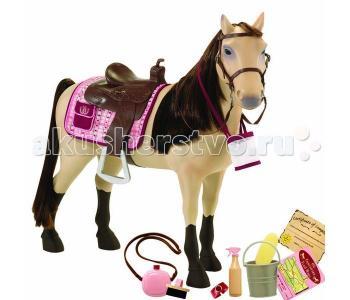Лошадь 50 см со сгибающими суставами Our Generation Dolls