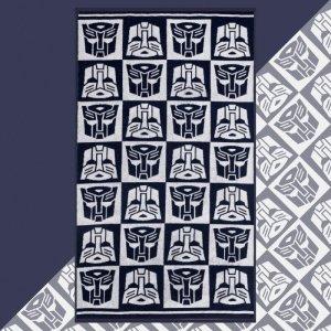 Полотенце махровое 130х70 Transformers