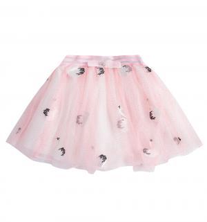 Юбка  Принцесса лебедь, цвет: розовый Colabear