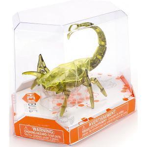 Микроробот HexBug Скорпион, зеленый. Цвет: светло-зеленый