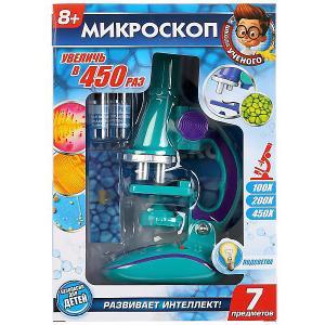 Микроскоп с подстветкой Играем вместе