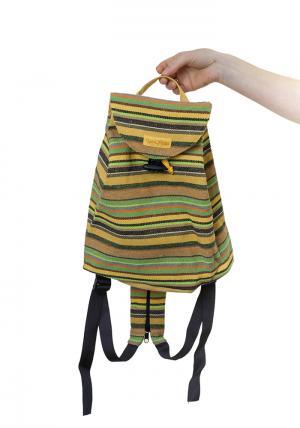 Сумка-рюкзак  Уичоли, цвет: желтый Чудо-Чадо