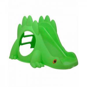 Горка  детская Динозавр Paradiso