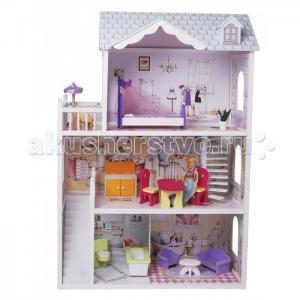 Edufun Кукольный дом с мебелью EF4108 Edufan