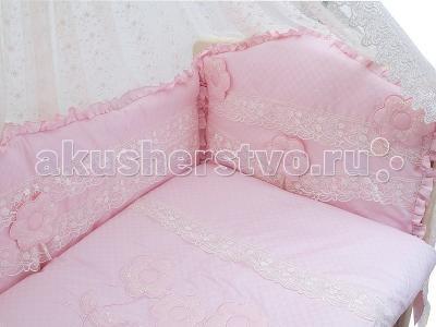 Комплект в кроватку  2035 (7 предметов) Мой Ангелок