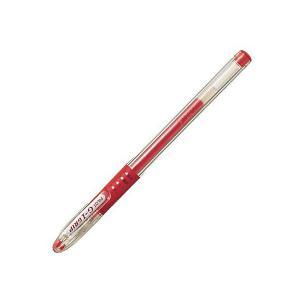Ручка гелевая  G-1 GRIP, красная Pilot. Цвет: красный