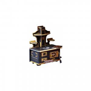 Сборная модель Кухонная плита Умная Бумага