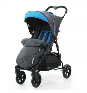 Прогулочная коляска  Treviso 4, цвет: anthracite/water FD-Design