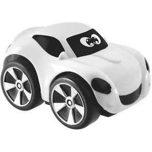 Машинка для малышей Chicco Turbo Touch Walt. Цвет: белый
