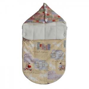 Летний конверт для новорожденного Римские каникулы JUNTOSmama