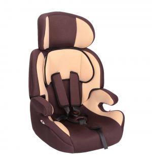 Автокресло  Фрегат, цвет: коричневый Zlatek