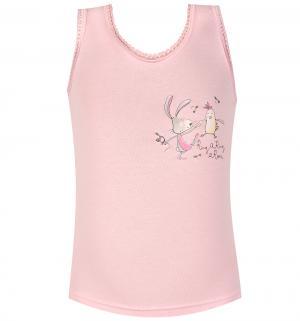 Майка, цвет: розовый Brix