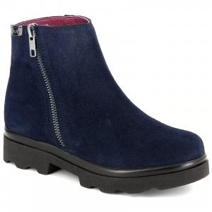 Ботинки PAOLA для девочки. Цвет: синий