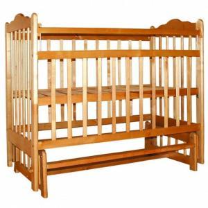 Детская кроватка Ивашка  9 маятник поперечный Мой малыш