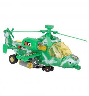 Вертолет  зеленый Tongde