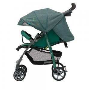 Прогулочная коляска Baby Design Mini New, цвет: green Espiro