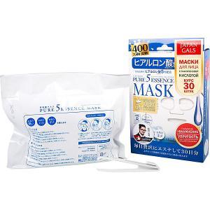 Маска  Pure5 Essence с гиалуроновой кислотой, 30 шт Japan Gals