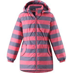 Демисезонная куртка Lassie. Цвет: розовый