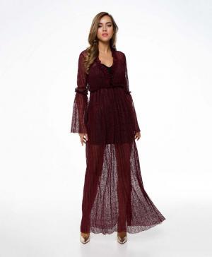 Комплект из 2-х платьев Винные сети Marrushka